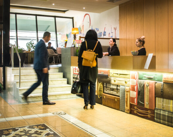 Larissa's Hotel Metropol Opens with Safety Measures in Place