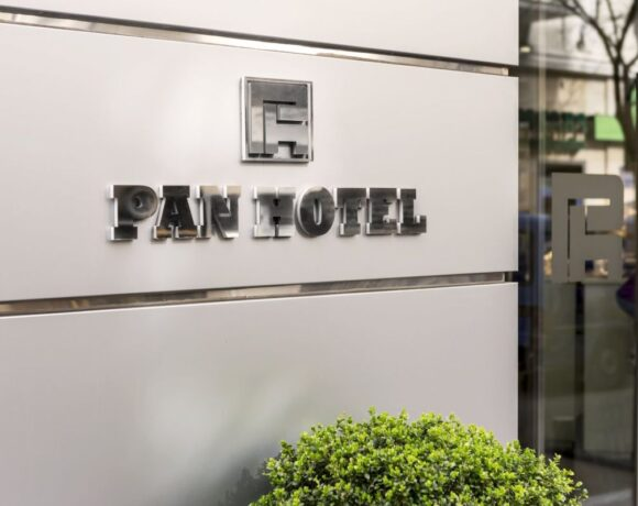 Pan Hotel in Athens Opens and Welcomes Guests