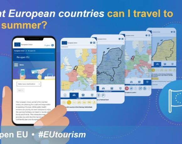 Re-open EU: New Site & App Offers Real-time Info for Safe Travel