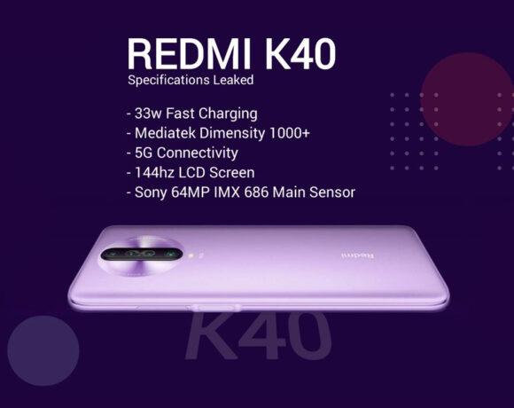 Redmi K40: Θα έχει Dimensity 1000+, οθόνη 144Hz και ταχυφόρτιση 33W