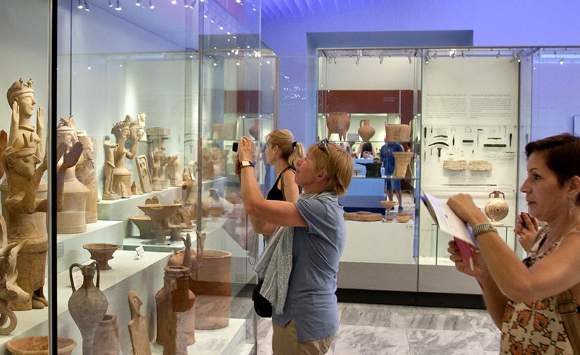 Renowned Museums, Sites of Crete Get Free WiFi