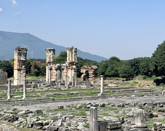 Restoration of Greece's Philippi Site Proceeds as Planned
