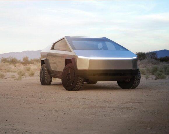 Tesla Cybertruck: Περισσότερες από 650