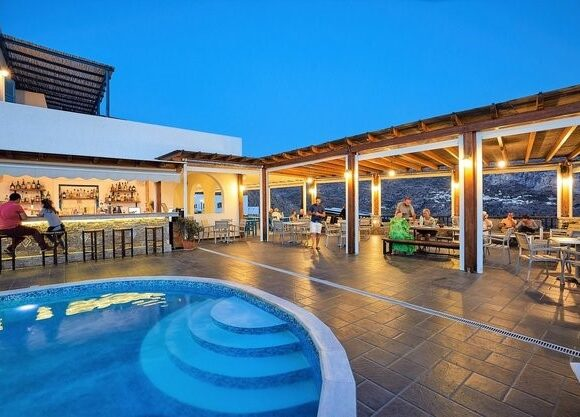 Vigla Hotel on Amorgos Puts Safety First for Guests