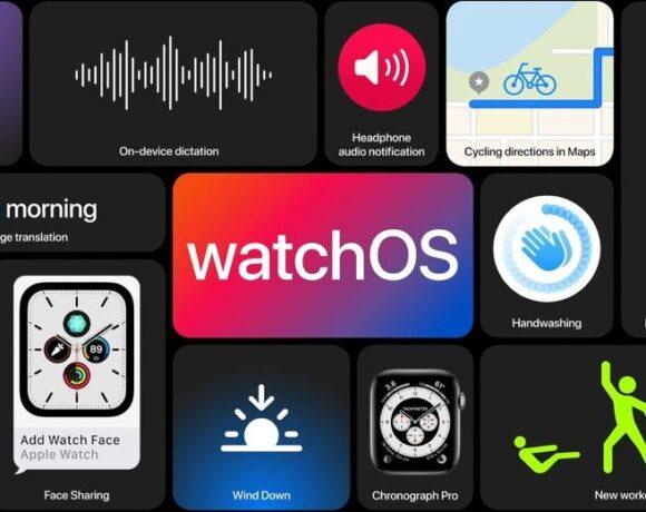 watchOS 7: Φέρνει sleep tracking, ανίχνευση για το πλύσιμο των χεριών και άλλα
