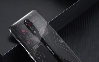 ZTE Nubia Red Magic 5G: Η διάφανη έκδοση δίνει ακόμα περισσότερη gaming εμφάνιση