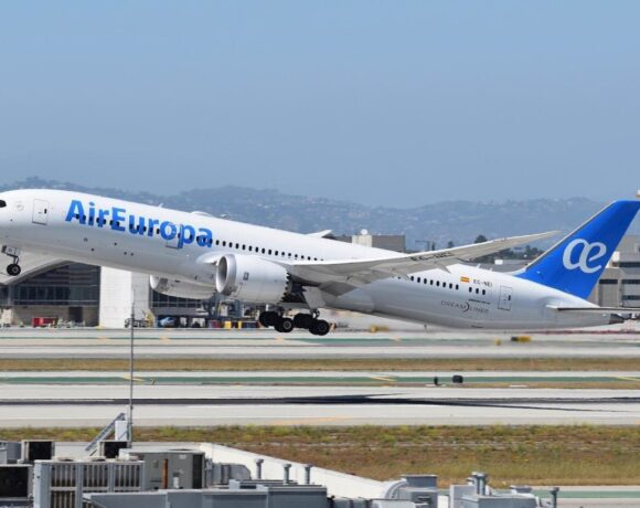 Air Europa Resumes Athens-Madrid Direct Route Operations