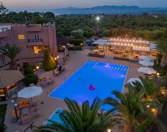 Apollo Resort Art Hotel Invites Travelers to Kyparissia