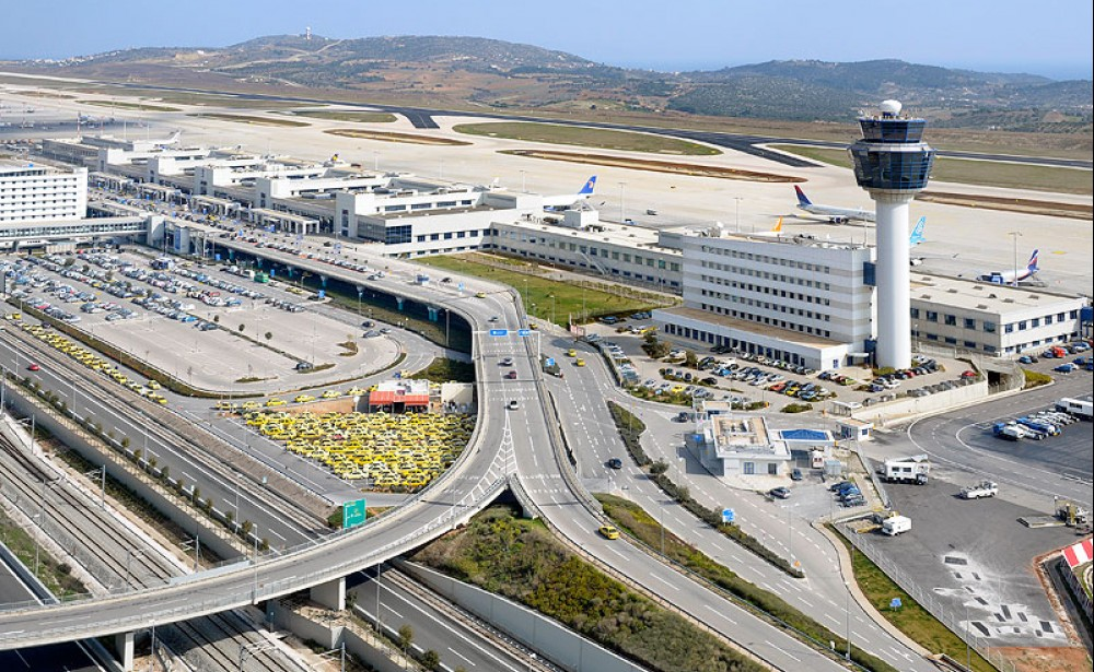 Athens Airport Among Most Efficient in the World