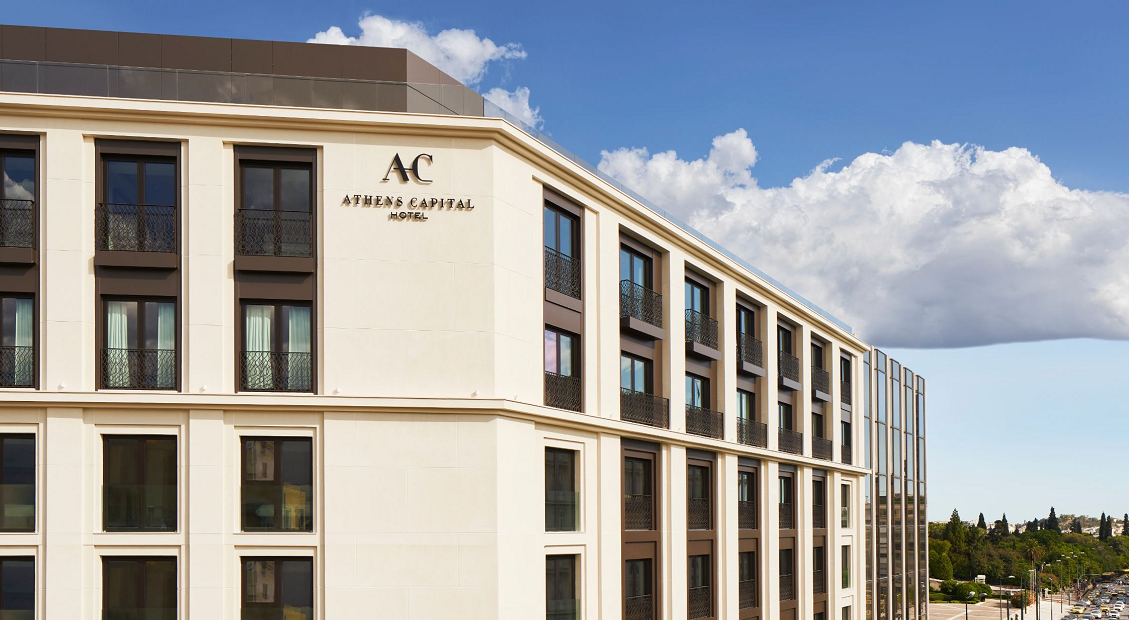 Athens Capital Hotel – MGallery to Open on September 1