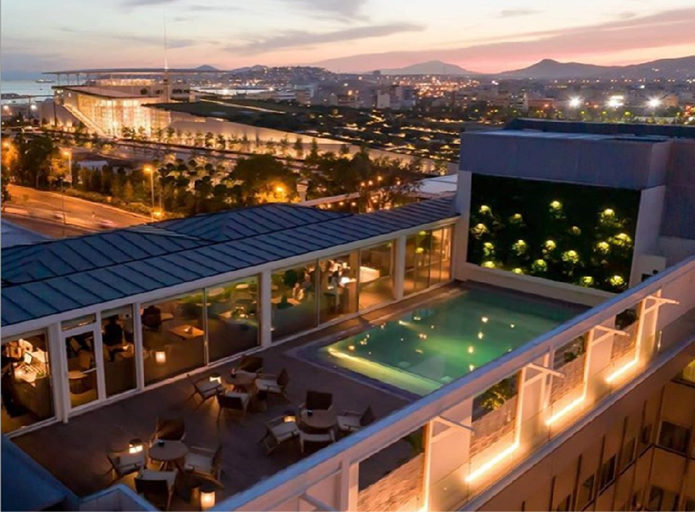 Athens Marriott Hotel Puts Health and Safety First
