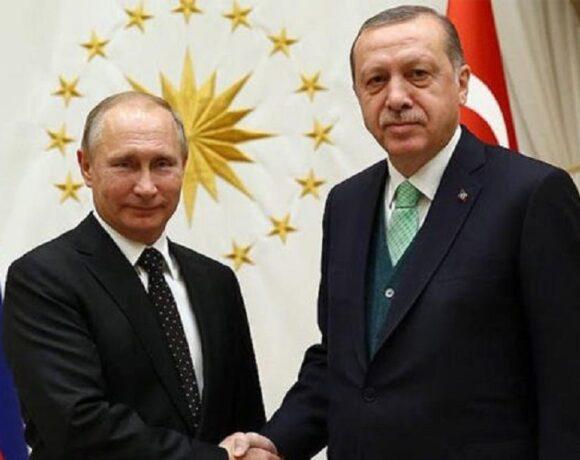 Αγία Σοφιά: Τηλεφωνική επικοινωνία Πούτιν-Ερντογάν με πρωτοβουλία της Τουρκίας