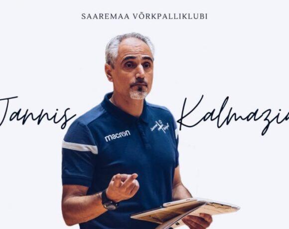 Ανανέωσε με Σααρέμα ο Καλμαζίδης