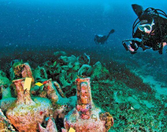 Ανοίγει το πρώτο υποβρύχιο μουσείο στην Αλόννησο με το διάσημο ναυάγιο του 5ου αιώνα