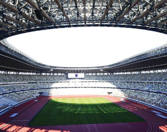 Ανοίγουν τα στάδια των Ολυμπιακών για τους Ιάπωνες