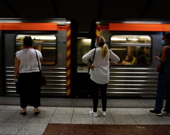 Ανοίγουν την Τρίτη οι τρεις νέοι σταθμοί του μετρό