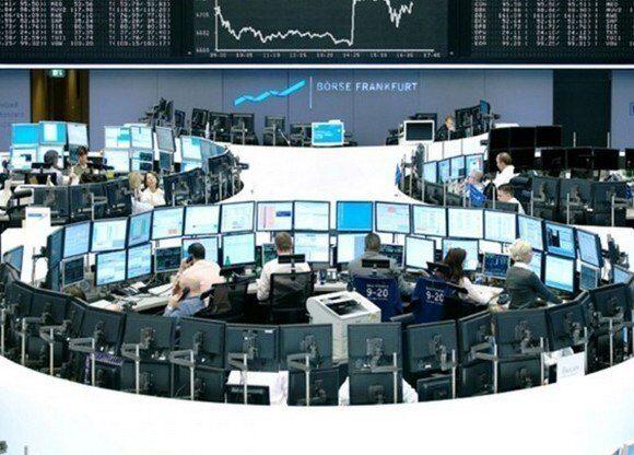 Αρνητικά πρόσημα στις ευρωαγορές στον απόηχο της συνεδρίασης της ΕΚΤ