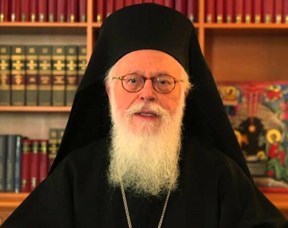 Αρχιεπίσκοπος Αναστάσιος: Πολιτιστική τζιχάντ η απόφαση για την Αγιά Σοφιά