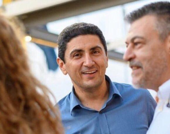 Αυγενάκης: «Ο πρωθυπουργός θέλει τους αθλητές στο προσκήνιο»