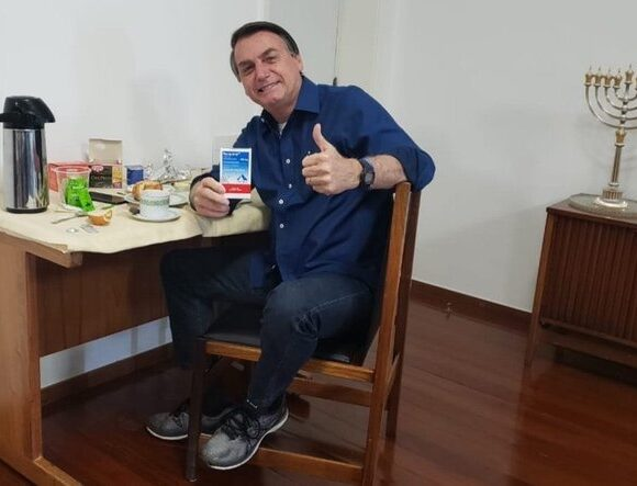 Βραζιλία: Αρνητικός στο νέο τεστ για κορωνοϊό ο πρόεδρος Μπολσονάρου