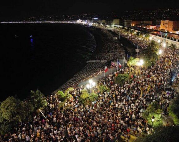 Γαλλία: Χαμός σε συναυλία στη Νίκαια – Κανένα μέτρο για τον κοροναϊό