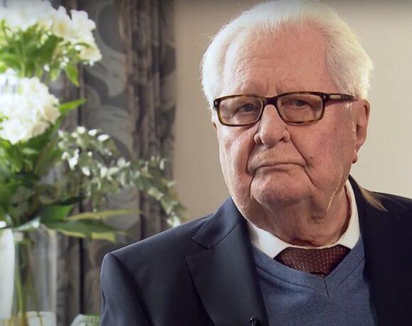 Γερμανία : Απεβίωσε ο πρώην πρόεδρος του SPD Χανς – Γιόχεν Φόγκελ