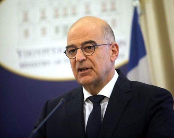 Δένδιας: Η Ελλάδα ζητά από την ΕΕ να έχει έτοιμο κατάλογο ισχυρότατων μέτρων κατά της Τουρκίας