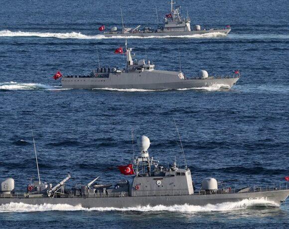 Ενδείξεις αποκλιμάκωσης στο Αιγαίο – Αποχωρούν μερικά τουρκικά πλοία