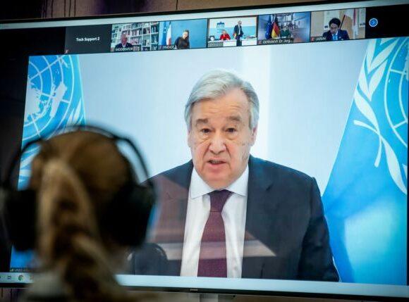 «Η ανισότητα ξεκινά από την κορυφή» το μήνυμα Γκουτέρες στους ηγέτες του κόσμου