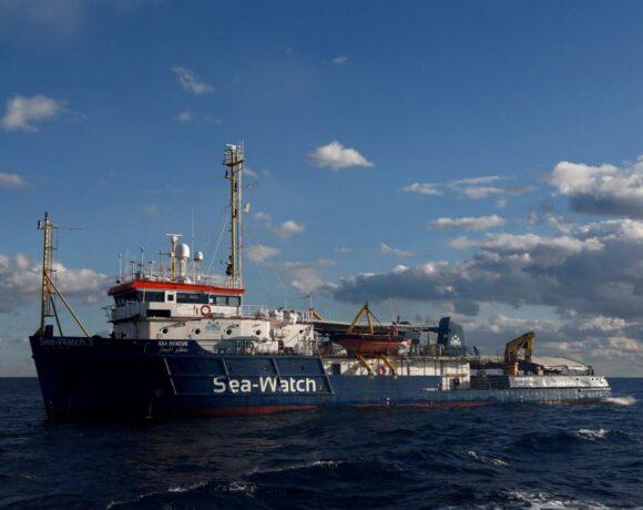 Η Ιταλία κατάσχεσε το γερμανικό πλοίο Sea-Watch 3 που διέσωζε μετανάστες
