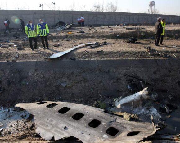Η Τεχεράνη έστειλε στη Γαλλία τα μαύρα κουτιά του ουκρανικού Boeing