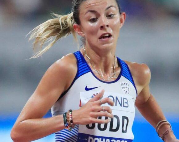 Η England Athletics αρνείται τη διάκριση στα 5