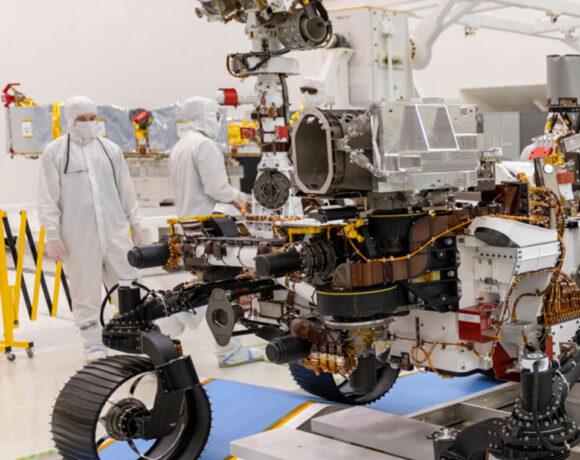Η NASA καθυστερεί την εκτόξευση του επόμενου rover για τον πλανήτη Άρη