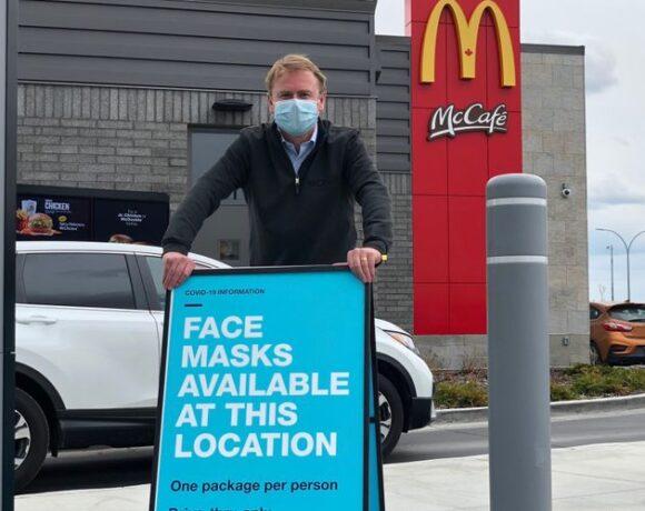 ΗΠΑ: Υποχρεωτική η χρήση μάσκας στα McDonald's από 1η Αυγούστου