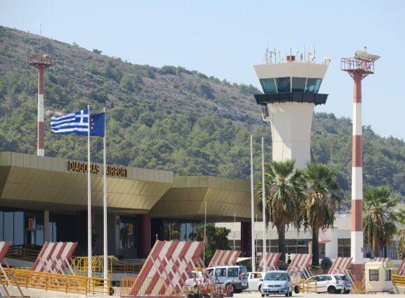 Ικανοποίηση στο Νότιο Αιγαίο για τις διεθνείς αφίξεις στα αεροδρόμια|Από ποιές χώρες ήρθαν
