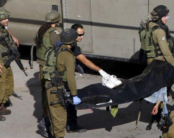 Ισραηλινοί στρατιώτες σκότωσαν Παλαιστίνιο με «σφαίρα στον λαιμό»