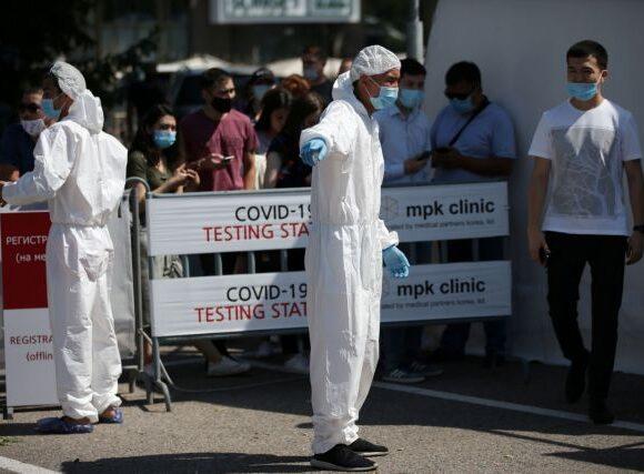 Καζακστάν: Διαψεύδουν σενάρια για ξέσπασμα θανατηφόρας πνευμονίας