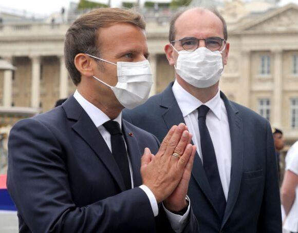 Κοροναϊός: Νέα μέτρα στη Γαλλία – Προς υποχρεωτική χρήση μάσκας σε κλειστούς χώρους