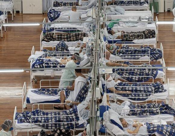 Κοροναϊός : Σε κλοιό θανάτου η Βραζιλία – 1.254 νεκροί σε 24 ώρες και 45