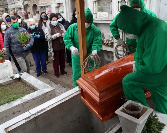 Κοροναϊός – Χιλή : Αρση μέτρων παρά τους 10.000 νεκρούς και τα 300