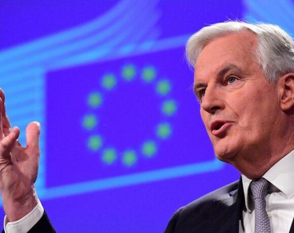 Μπαρνιέ: Μη πιθανή η επίτευξη εμπορικής συμφωνίας με την Βρετανία σε αυτό το στάδιο