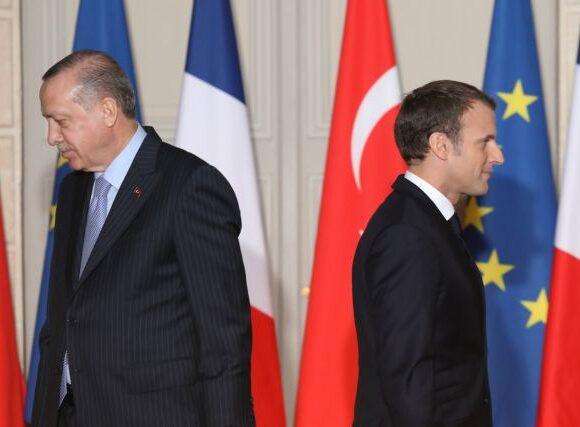 Να ανακαλέσει κάλεσε τον τούρκο πρέσβη στο Παρίσι η γαλλική κυβέρνηση