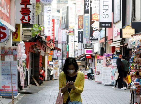 Νότια Κορέα : 35 νέα κρούσματα κοροναϊού – 13