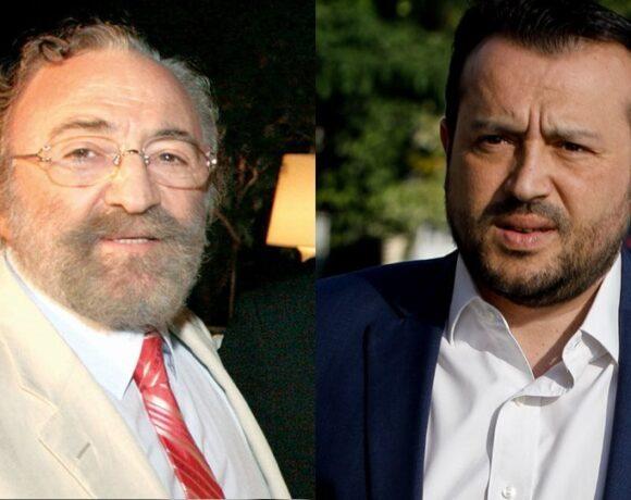 Ο Καλογρίτσας «καίει» Παππά και ΣΥΡΙΖΑ: Αντιδράσεις για το «White House»