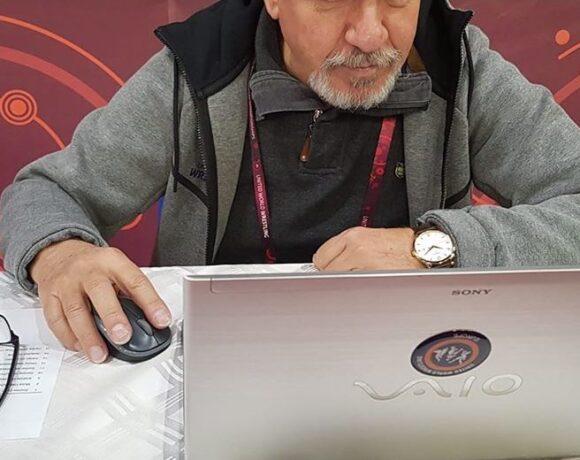 Ο Χαμάκος προσωρινά επικεφαλής στην ευρωπαϊκή πάλη