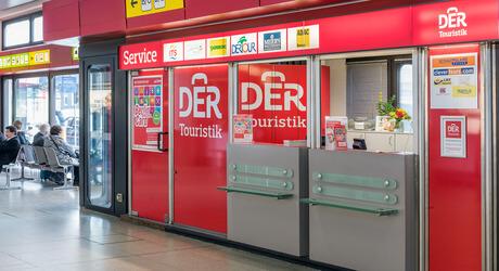 Ο DER Touristik κλείνει τα παραρτήματα του στα αεροδρόμια