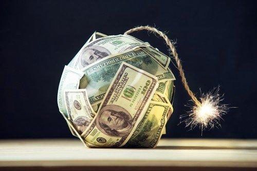 Παγκόσμιο χρέος – Βόμβα: Εκτοξεύθηκε στο 331% του παγκόσμιου ΑΕΠ – Αγγίζει τα 258 τρισ