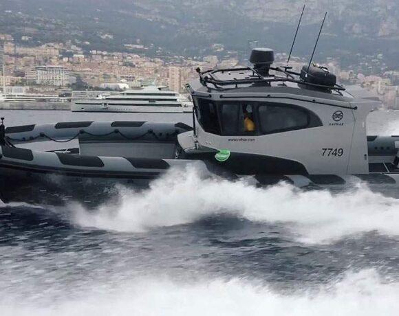 Παρελήφθη από το Λιμενικό το δεύτερου σκάφους της δωρεάς της Ένωσης Ελλήνων Εφοπλιστών