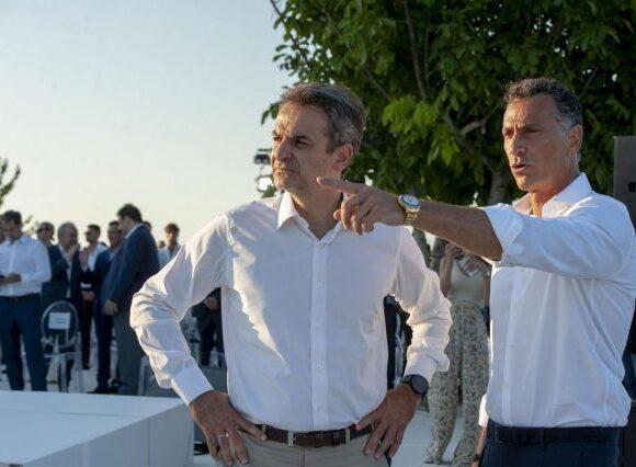 Παρουσία του Πρωθυπουργού η επίσημη έναρξη εργασιών του Kassiopi Project στην Κέρκυρα