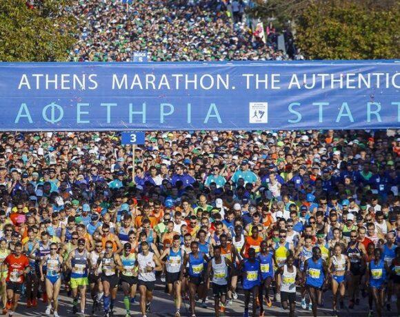 Σε δύο γκρουπ θα διεξαχθεί ο Μαραθώνιος της Αθήνας